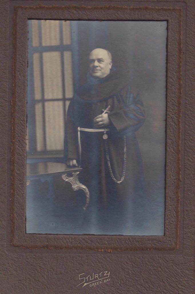Help identify this priest, or brother. Photos from Maggie Gajewski