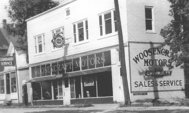 Woosencraft Motors 1945