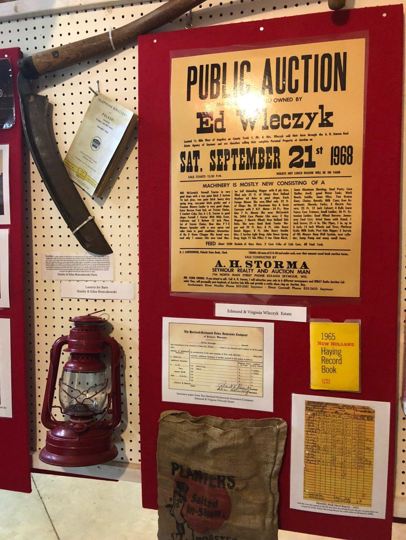 Ed Wleczyk Public Auction