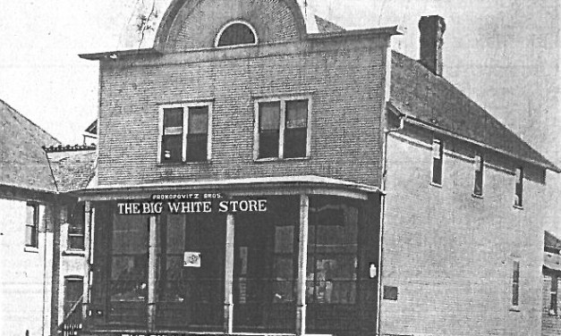 Prokopovitz Bros. The Big White Store