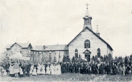 Origin of the Pulaski Franciscan Community