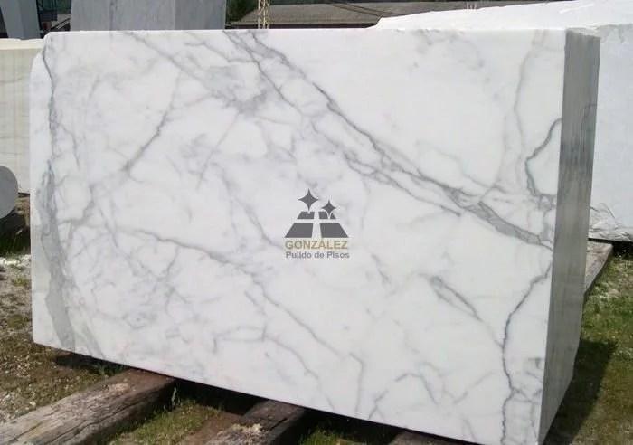 características del mármol