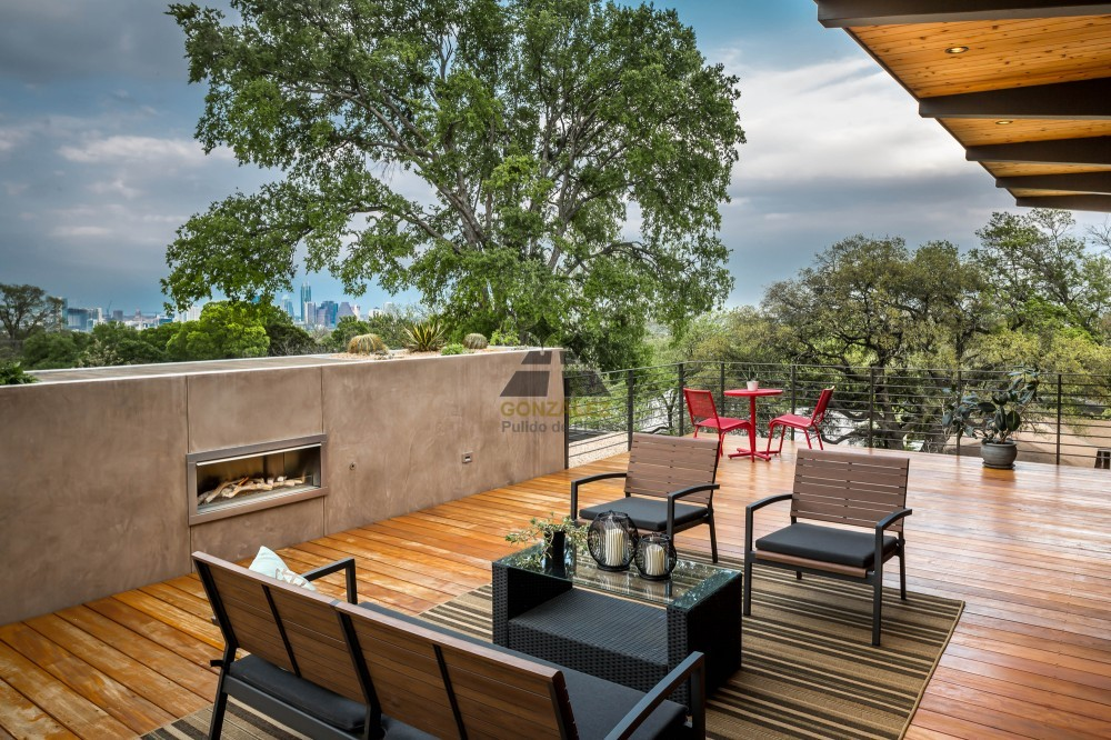 pisos de madera para terraza