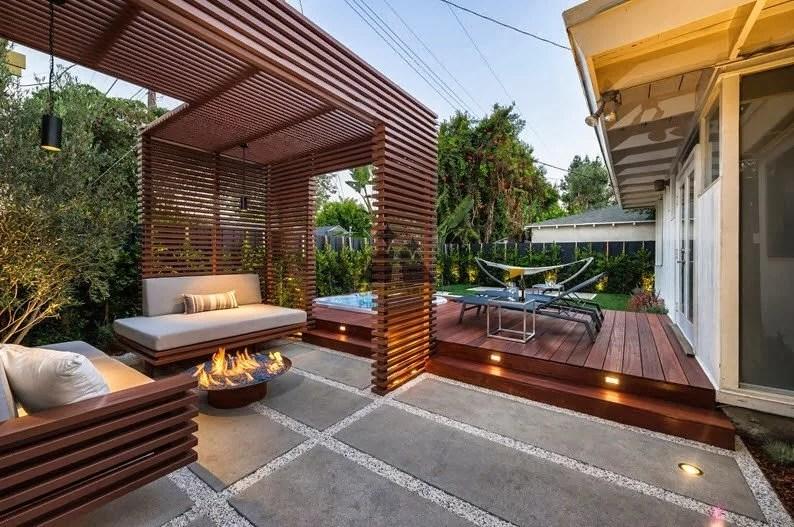 pisos de madera para exteriores