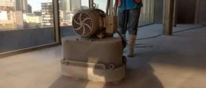 desbastado de concreto
