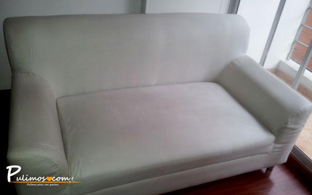 Lavado y limpieza de muebles chapinero for Limpieza de muebles