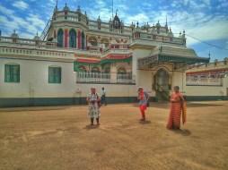 Chettinad Mansions at Kanadukathan