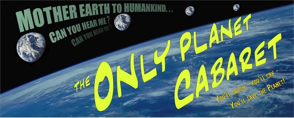Only Planet Cabaret playing a Pull Together show in Nanaimo