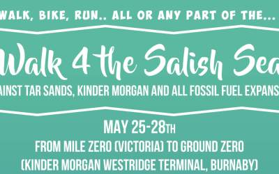 Planning to Walk 4 the Salish Sea? Register Here!