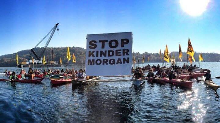 Oil In the Water: How To Stop the Trans Mountain Pipeline