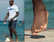 nba player feet 's