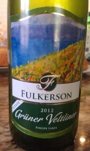 Fulkerson Winery Gruner Veltliner
