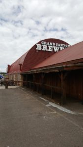 Grand Canyon new brewery