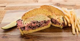 New Yorker sandwich