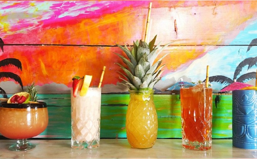 Proof Canteen celebrates Thirsty Thursday with a Pop-Up Tiki bar