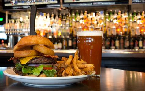 Local eateries offer up burger deals for National Hamburger Month
