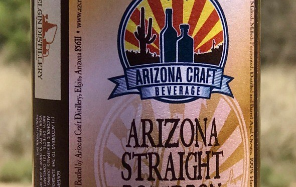Arizona Straight Bourbon from Elgin Distillery wins gold