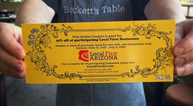 Independents Week returns July 1st -9th along with the Golden Ticket