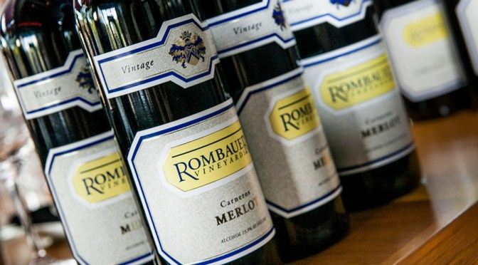 Market Street Kitchen host's Rombauer Vineyards wine dinner for charity