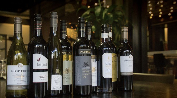 Wakefield Wines has the Most Awarded wines in the World