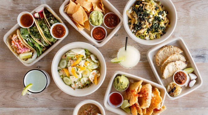 Aaron Chamberlain's Taco Chelo opens March 9th along Roosevelt Row