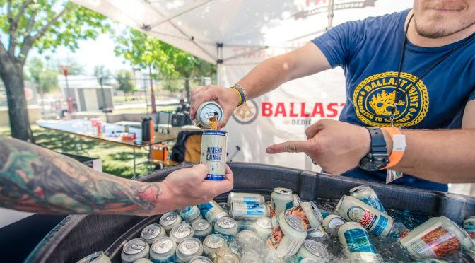 8th annual AmeriCAN Canned Craft Beer Festival celebrates canned beer revolution