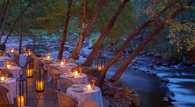 Enjoy a wine weekend with Isabel & Michael Mondavi at L'Auberge de Sedona