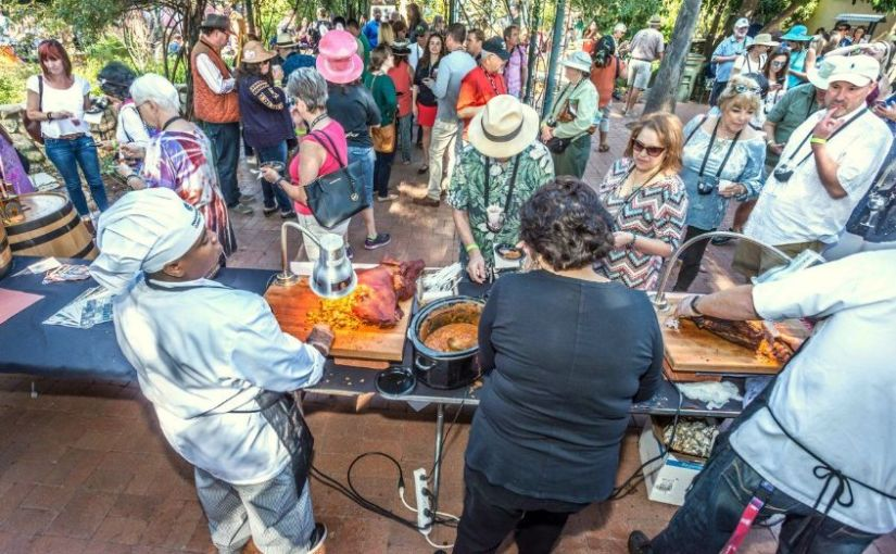 Tickets available for Tuscon's SAVOR Food and Wine Festival