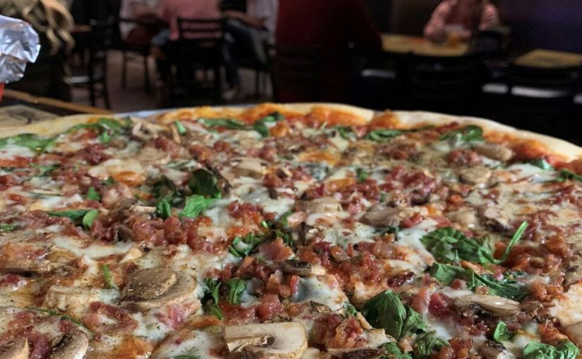 Spinelli's Pizzeria offers CBD infused cocktails and pizza