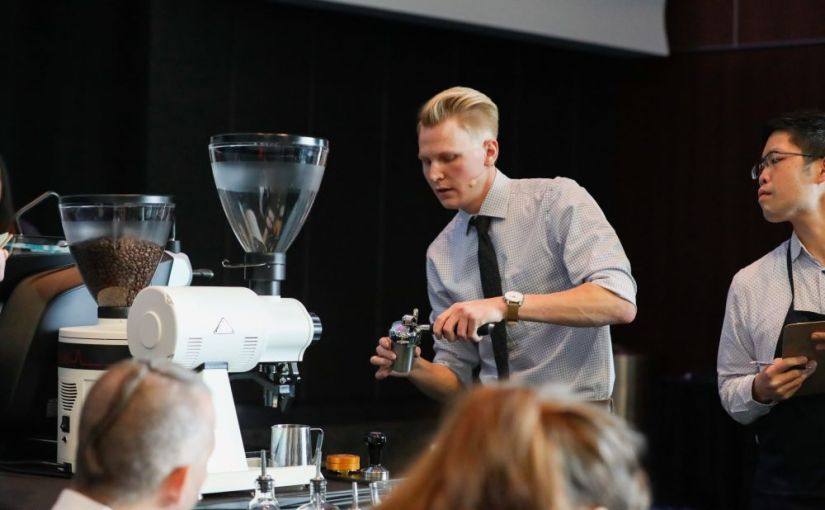 Provision Coffee places at U.S. Coffee Championships