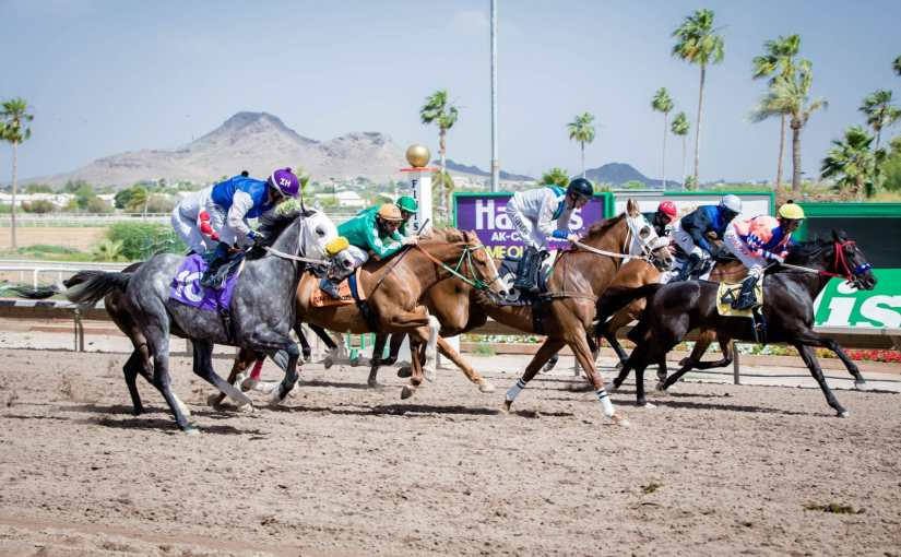 Bulleit Bourbon hosts Kentucky Derby party at Turf Paradise
