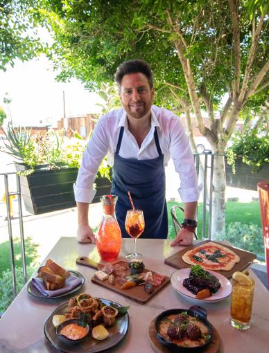 Mora Italian introduces a new tasty Happy Hour menu