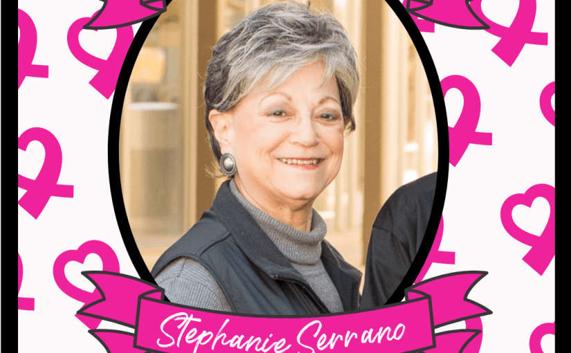 Pink Out in honor of Stephanie Serrano of Serrano's Mexican Restaurants