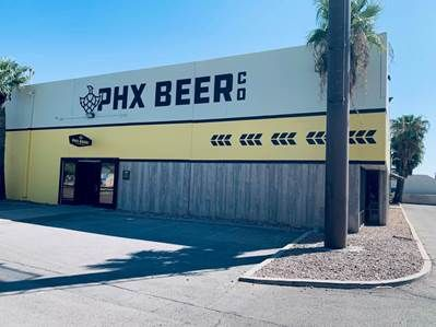 PHX Beer Co. to open Brewery & Tap Room this week