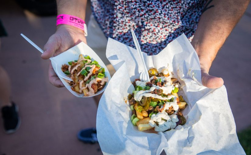 French fries and live music return to the FRIED Festival