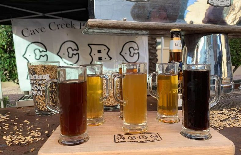 Cave Creek Craft Beer Festival leaps on to the festival scene.