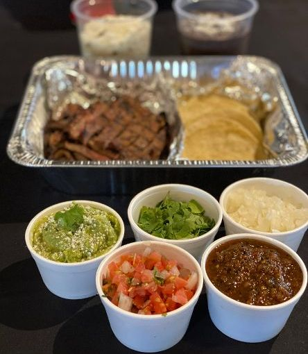 Enjoying Cinco de Mayo in your home with takeout