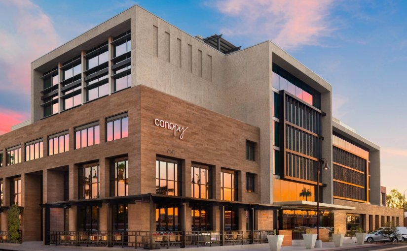 Canopy by Hilton the first hotel in Old Town Scottsdale in a decade opens