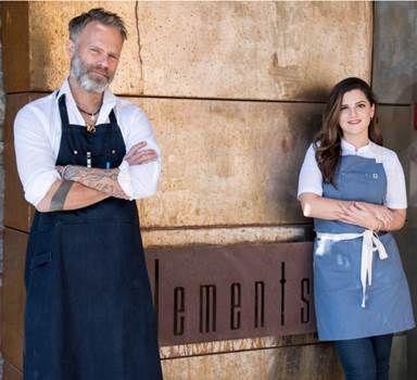 Christiaan Rollich & chef Samantha Sanz join Sanctuary on Camelback
