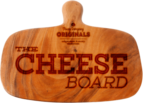 The Cheese Board offers artisan cheeses selected by Tracy Dempsey.