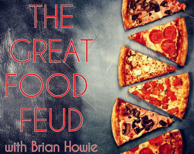 I talk French fries on The Great Food Feud with Brian Howie