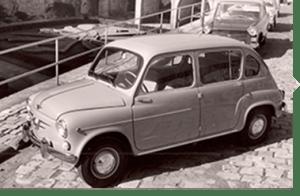 SEAT 1957