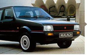 SEAT 1985