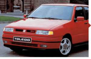 SEAT 1991