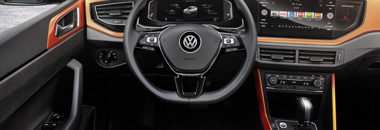 VolkswagenPolo2018Interior