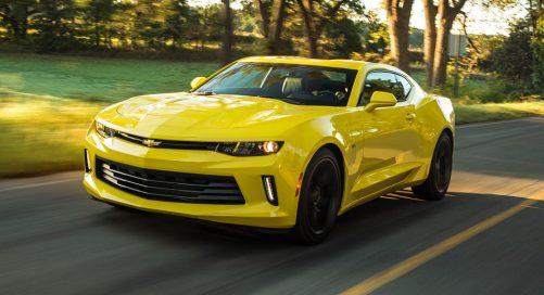 ChevroletCamaro2018
