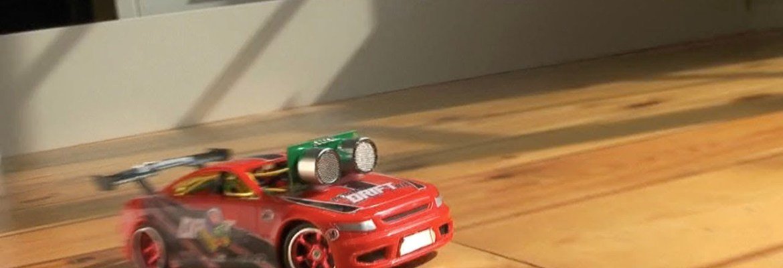 DriftingRobotCar
