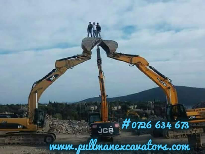 Excavation Services/Kenya.