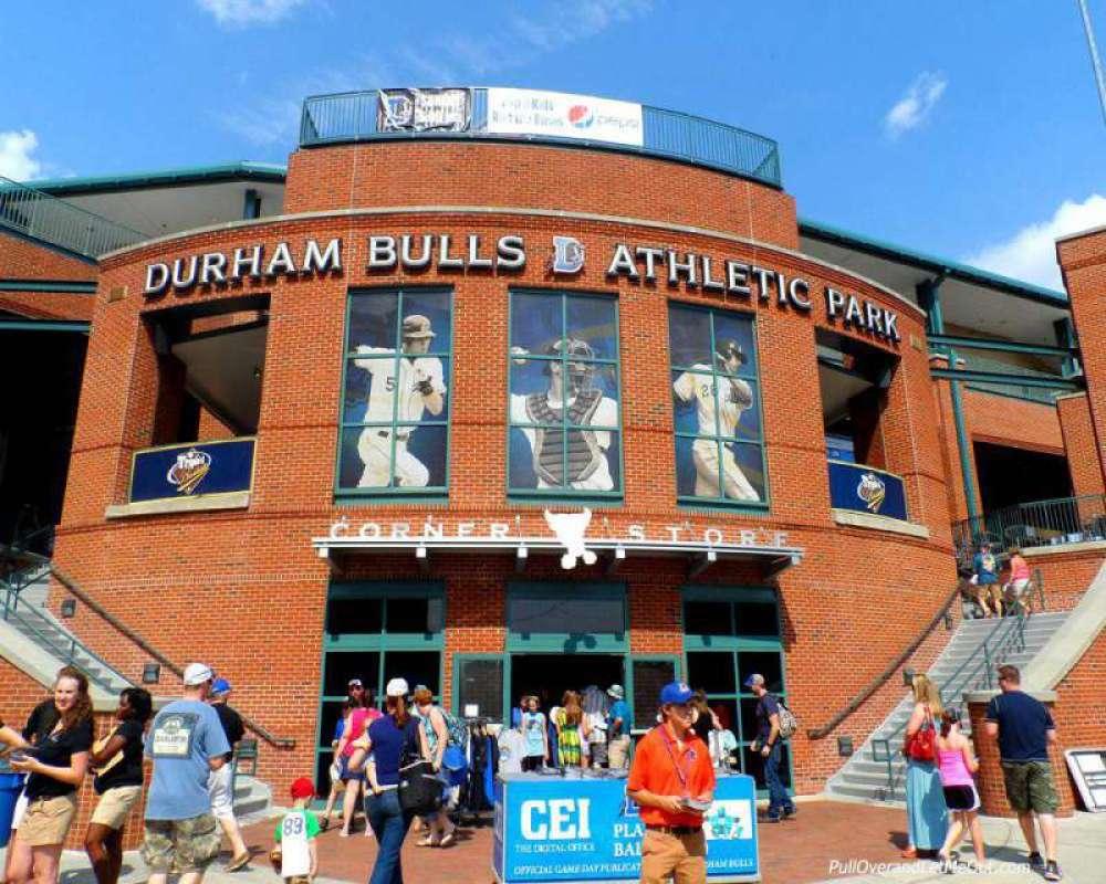 Stadium-entrance