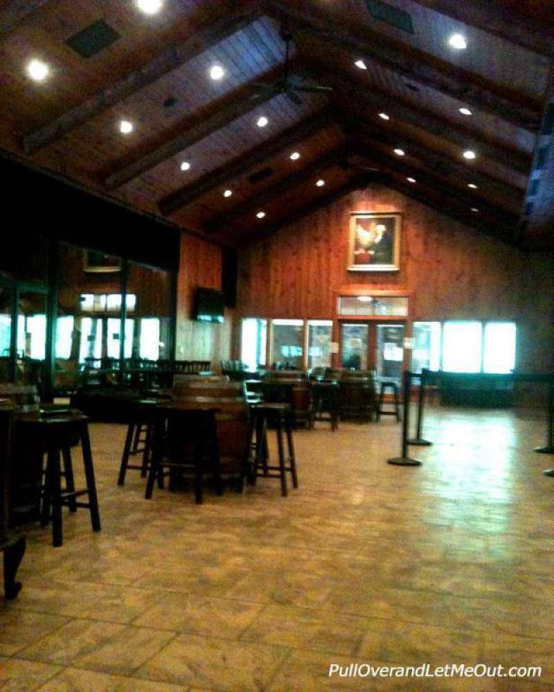 Inside-winery